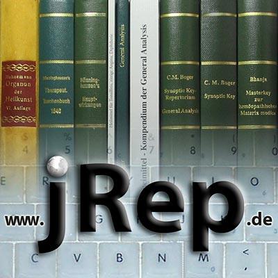 jRep - Das Homöopathie-Programm